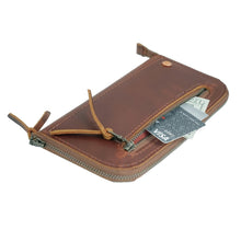 Harbor Zip-Around Wallet