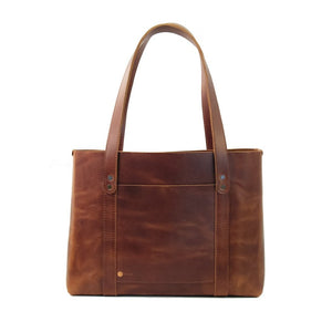 Hideout Leather Tote
