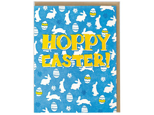 Hoppy Easter, Single Card