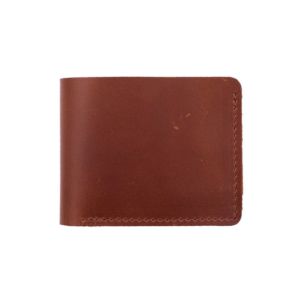 Knox Bi-Fold Leather Wallet, various colors