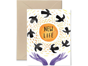 New Life, Single Card