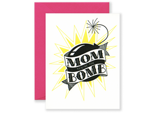 Mom Bomb, Single Card