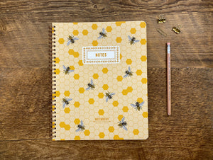 Honey Bees Notebook