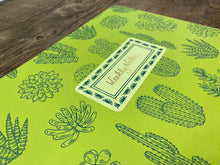 Cactus Fill-In Planner
