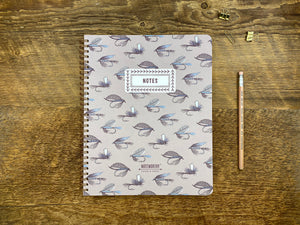 Fishing Flies Notebook