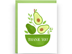 Fruit Thank You Cards, Boxed Set of 6