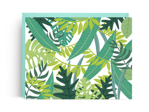 Safari Leaves, Boxed Set of 6