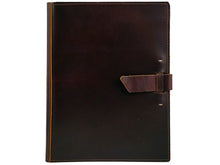 Leather Padfolio, 2 colors