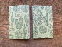 Cacti & Succulents Pocket Notebook