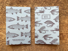 Fishing Flies & Trout Pocket Notebook Set