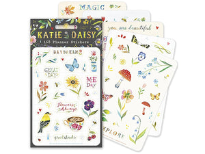 Planner Stickers by Katie Daisy