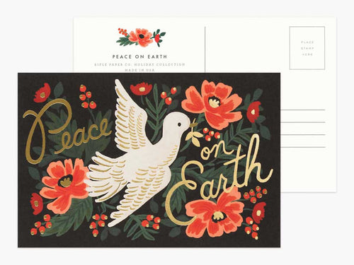 Peace on Earth Postcards, Set of 10