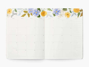 2021 Wild Garden Appointment Notebook