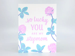 Clover Stepmom, Single Card