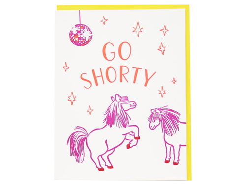 Dancing Ponies, Single Card