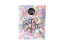 Party Confetti Bag