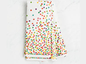 Colorful Confetti Tissue Paper