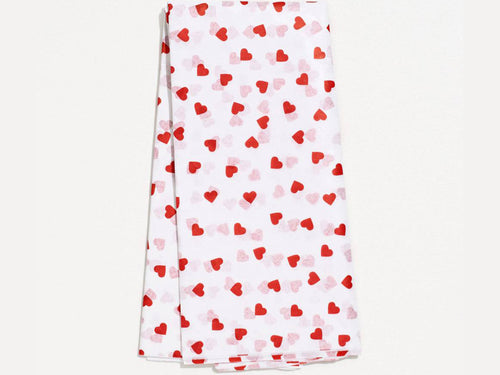 Red Heart Tissue Paper