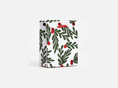 Holly Berry, Small Gift Bag