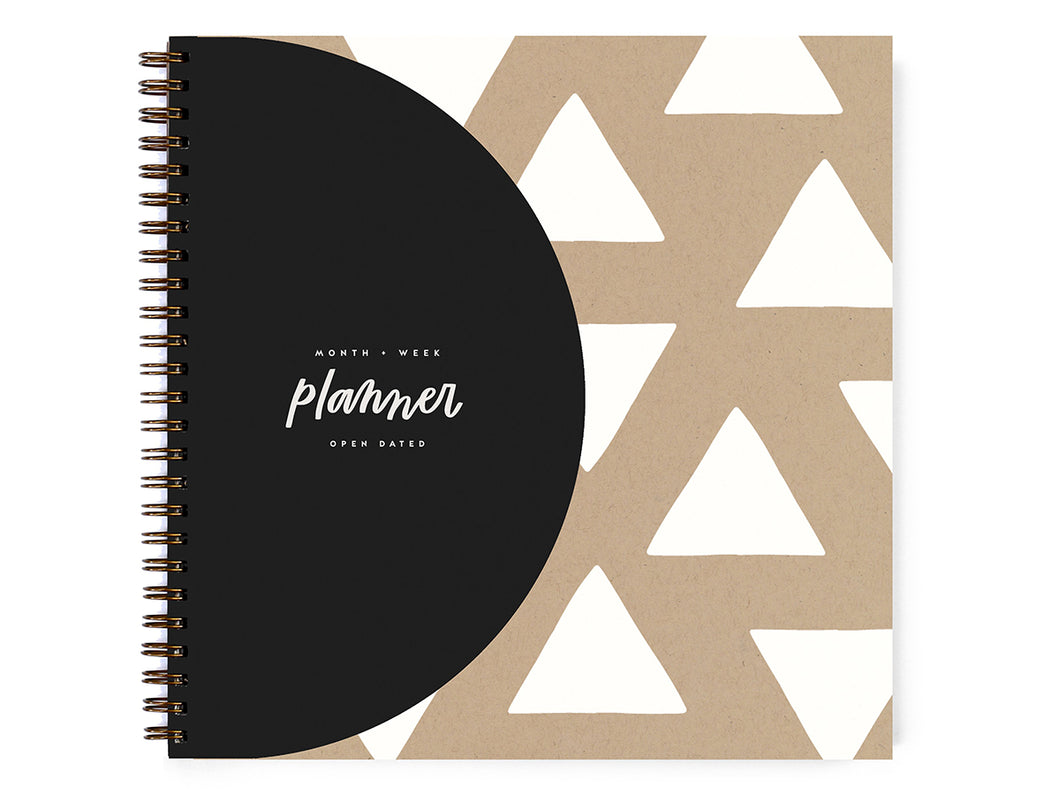 Open-Dated Planner