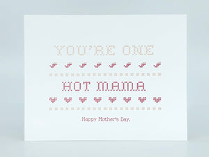 Hot Mama, Single Card