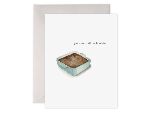 All the Brownies, Single Card