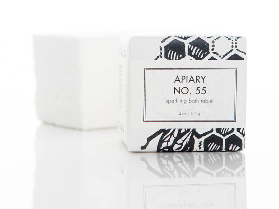 Sparkling Bath Tablet, Apiary No. 55