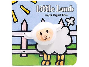 Little Lamb Finger Puppet, Book
