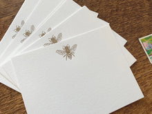 Honey Bee Flat Stationery