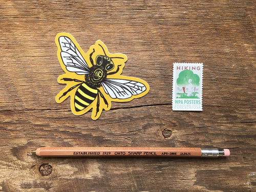Honey Bee Sticker