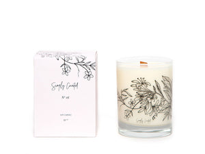 Botanical Collection Candle, No. 1
