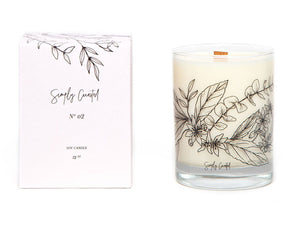 Botanical Collection Candle, No. 2