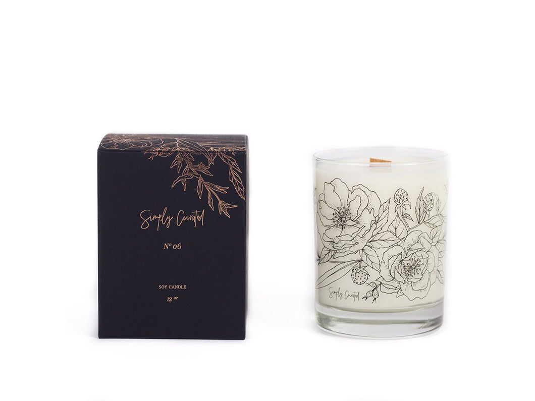 Botanical Collection Candle, No. 6
