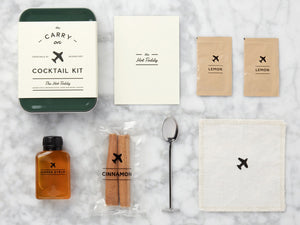 Carry on Cocktail Kit - Hot Toddy