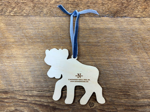 Colorado Moose Ornament