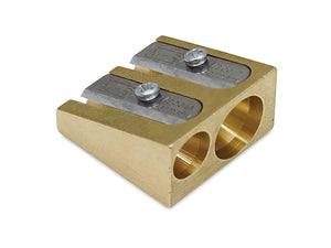 Brass Pencil Sharpener