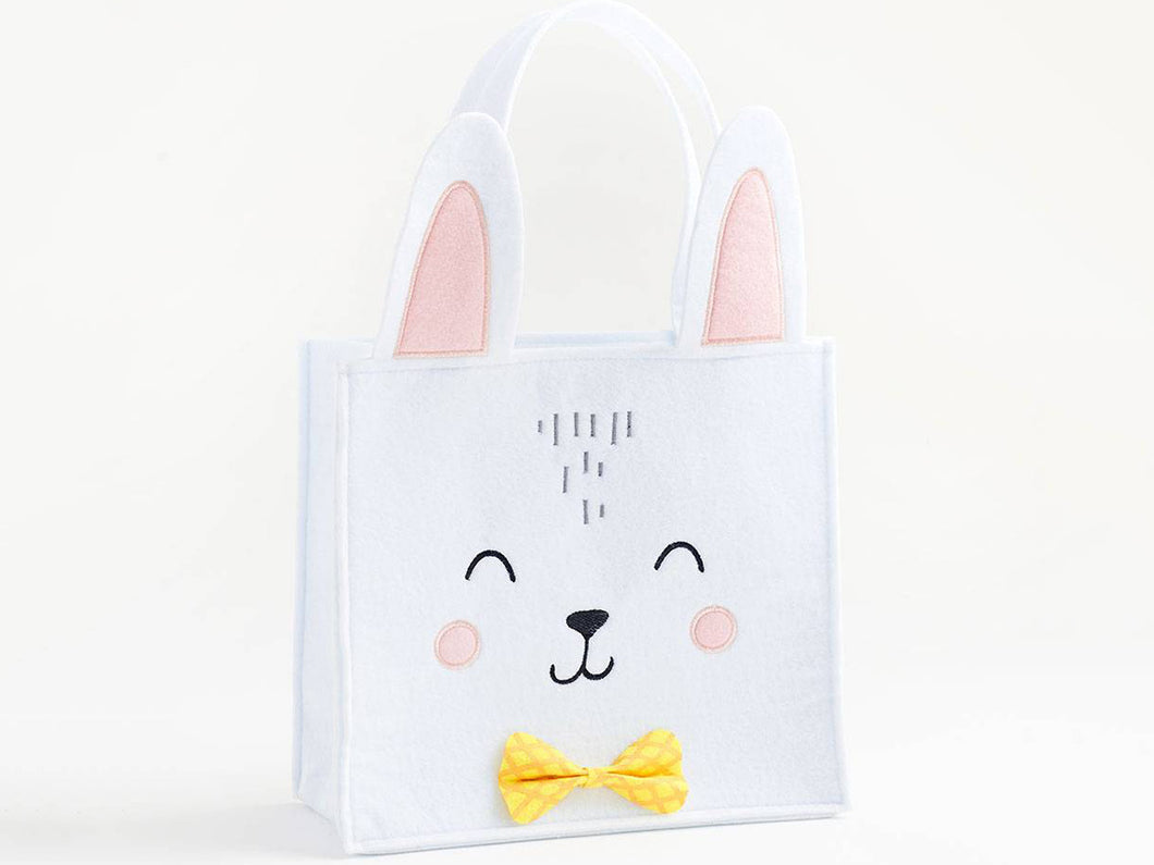 Bowtie Bunny Easter Basket