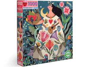 Mother Earth, 1000 Piece Puzzle
