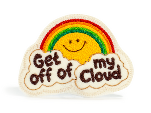 Get Off My Cloud Chain Patch