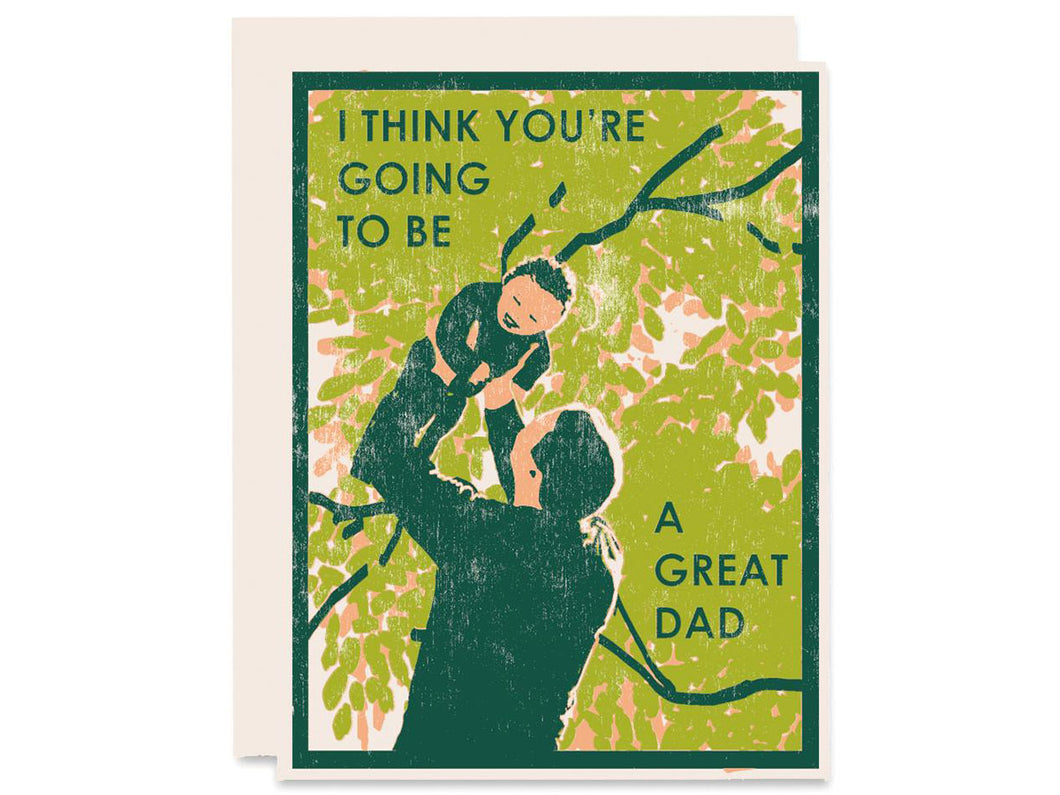 Great Dad, Single Card