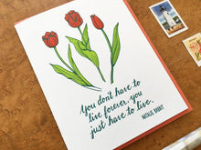 Babbit Quote Greeting Card