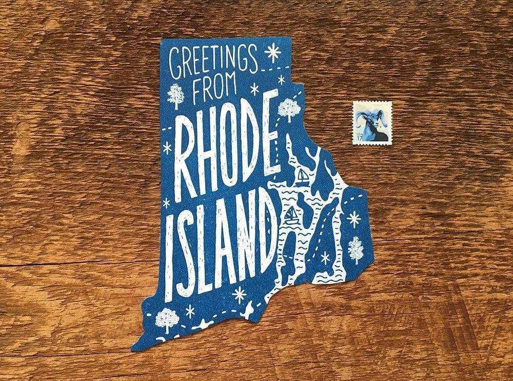 Greetings from Rhode Island