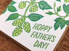 Hoppy Father Greeting Card
