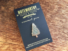 Pine Tree Enamel Pin