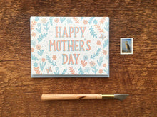 Flower Mother Greeting Card
