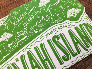 Greetings from Kiawah Island Postcard