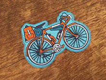 Bicycle Embroidered Patch