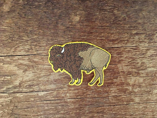 Bison Patch