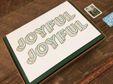 Joyful Joyful Greeting Card