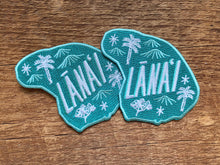 Lanai Island Hawaii Patch